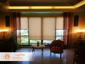 Tehran-residential building